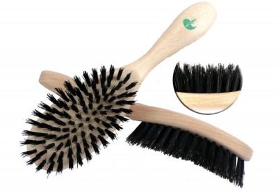 Haarbürsten - Entschlackungsbürsten - Foto: ©Herbamina