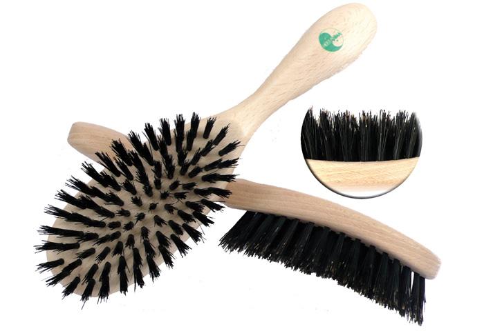 Haarbürsten - Entschlackungsbürsten