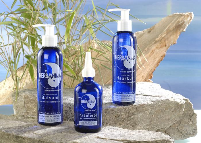 Herbanima Haarpflegeprodukte - Foto: ©Untermaurer und Partner OG